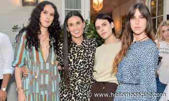 Demi Moore's daughter Tallulah shares results of 'botched' lip injections in emotional post
