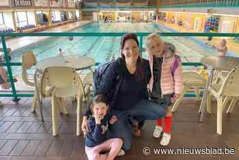 """Laatste plons in oud zwembad: """"Dit is pure nostalgie"""" - Het Nieuwsblad"""