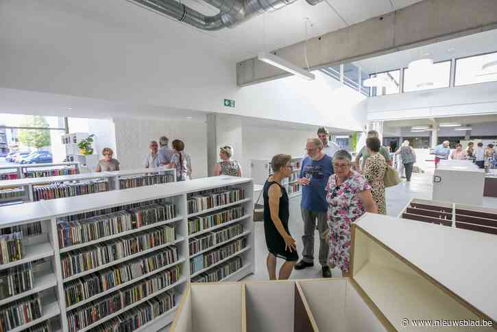 Bibliotheek gesloten van 6 tot 14 oktober