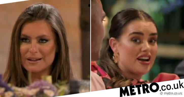 Married At First Sight UK's Amy snaps as Tayah declares Josh romance will 'last two days'