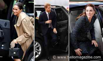 What Meghan Markle, Kate Middleton and more royals travel with in their cars