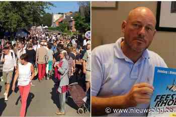Organisator rommelmarkt verwacht 40.000 bezoekers, maar is niet van plan om te gaan controleren op mondmaskers - Het Nieuwsblad