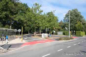 Voshollei is eindelijk opnieuw opengesteld voor het verkeer - Gazet van Antwerpen
