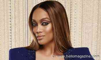 DWTS' Tyra Banks gets people talking with extravagant new look