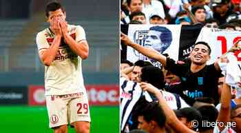Hinchas de Alianza Lima le recordaron a Universitario que tienen 8 años sin campeonar - Libero.pe