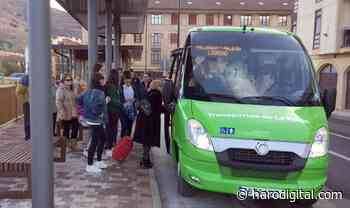 El PR+ apoya la reclamación de estudiantes de La Rioja Alta que piden un autobús vespertino para regresar de clase desde Logroño - Haro Digital