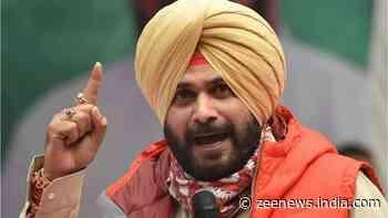 Punjab drama: Navjot Singh Sidhu, `born Congressman`, bowls a googly at his party