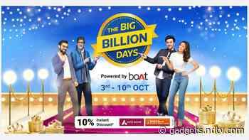 Flipkart Big Billion Days 2021: Blaupunkt, Infinix, Thomson Announce Big Discounts on Smart TV Models