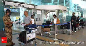 Ban on international flights extended till October 31
