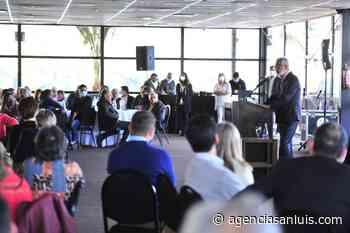 Presidida por el gobernador, se realizó en Potrero de los Funes la reunión del Consejo Económico y Social - Agencia de Noticias San Luis