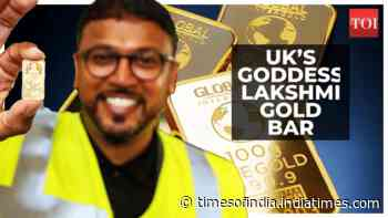 Diwali 2021: UK Royal Mint features Hindu goddess engraved on gold bars