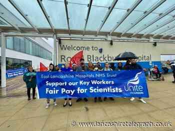 Blackburn: Unite boss speaks out on striking scientist pay dispute