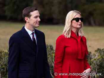 Jared and Ivanka demanded meeting with Queen because they believed they were the US's 'royal family', book claims