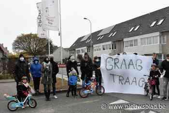 Opnieuw ongeval in Aloise Biebuyckstraat: het blijft wachten op verandering