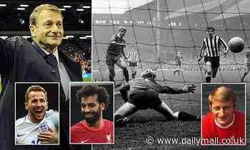 Roger Hunt: Liverpool legend marvelled at Mohamed Salah and Sadio Mane but he was the master