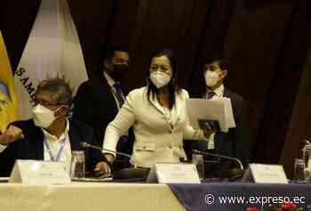 Guadalupe Llori insiste en que hay una campaña contra la Asamblea - expreso.ec