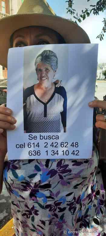 Piden ayuda para encontrar a la señora María Guadalupe; padece demencia y despareció en el centro - entrelineas