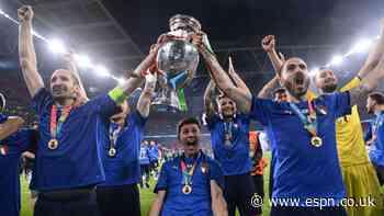 UEFA, CONMEBOL confirm Italy vs. Argentina tie