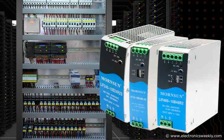Lightweight, compact AC/DC converters dig deep for EMC performance