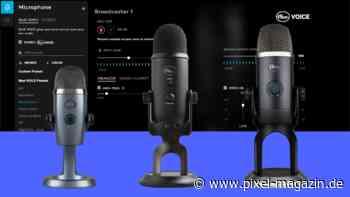 Blue VO!CE Software-Update für Blue Yeti, Yeti Nano und Yeti X USB-Mikrofone ab sofort verfügbar - PIXEL. - PIXEL.