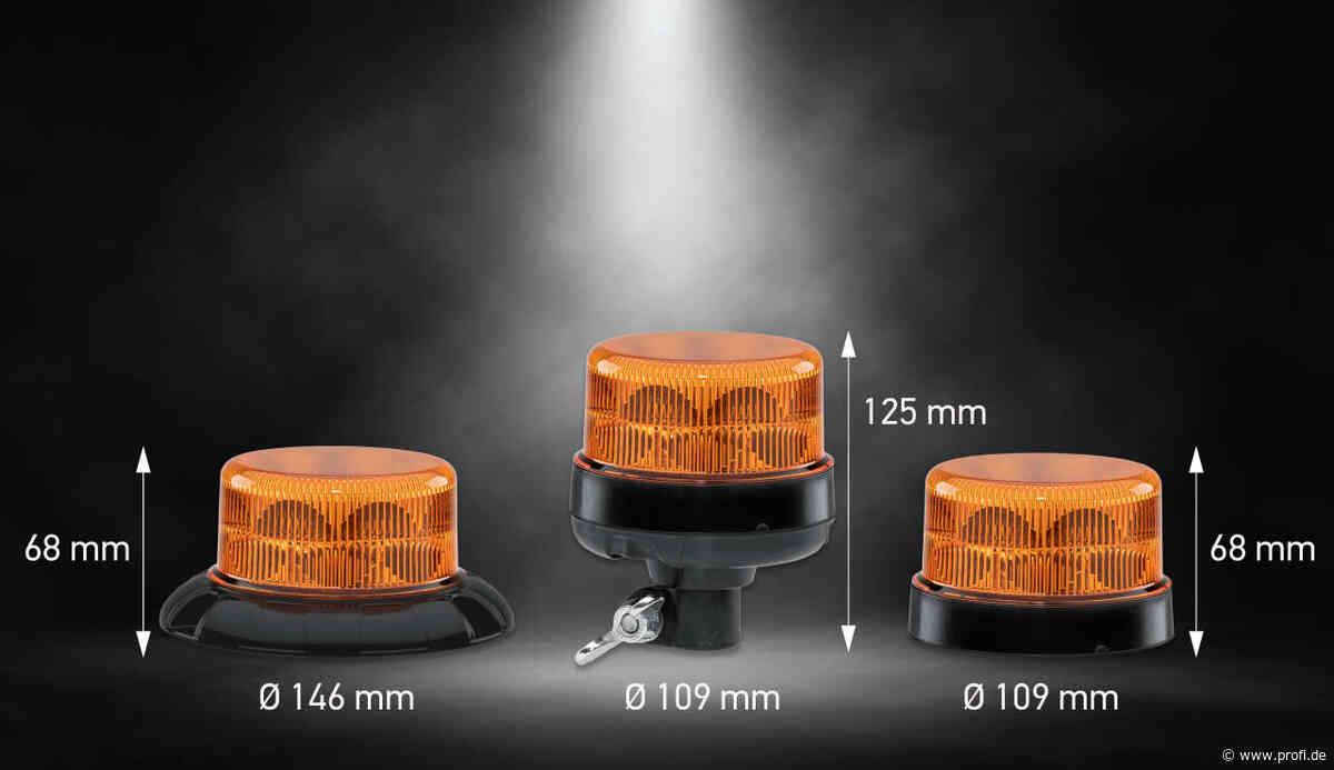 Hella: Neue Kennleuchte K-LED Nano - Profi-Magazin für Agrartechnik