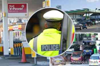Fuel crisis: Police respond to public order and traffic issues at petrol stations