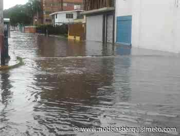 Caos y daños considerables provocan intensa lluvias en Barquisimeto y Cabudare (video) - Noticias Barquisimeto