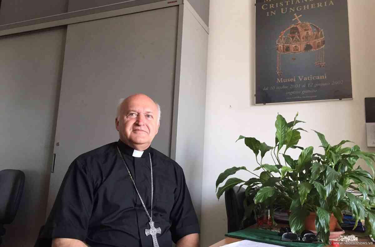 """CCEE-Vizepräsident Nemet: """"Europa eine neue Seele geben"""" - Vatican News"""