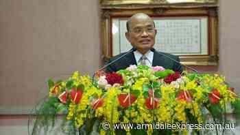 Taiwan parliament scuffles in COVID fight - Armidale Express