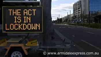 Canberra records 13 new coronavirus cases - Armidale Express