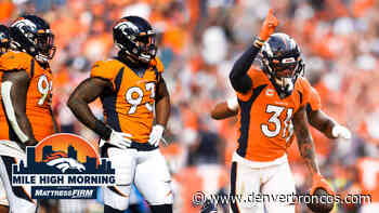 Mile High Morning: Dre'Mont Jones, Justin Simmons shine in Pro Football Focus review of Broncos' win vs. Jets - DenverBroncos.com