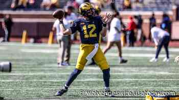Michigan football likely to pass more as season wears on - WolverinesWire