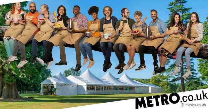 Where is The Great British Bake Off 2021 filmed and does it change location?