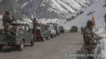 Over 100 Chinese soldiers transgressed LAC in Uttarakhand last month: Sources