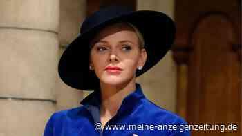 Fürstin Charlène von Monaco – Palast informiert über traurige Nachricht