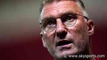 Nigel Pearson: Bristol City manager tests positive for coronavirus - Sky Sports