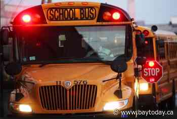 72 traffic charges laid during school bus safety campaign