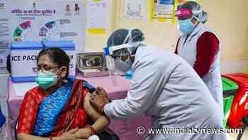 Over 87.6 crore Covid vaccine doses administered in India so far: health ministry - India TV News