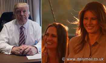 Stephanie Grisham considered warning Melania about Trump interest in young staffer
