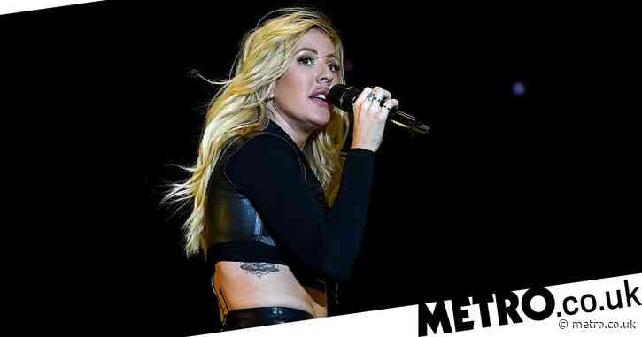 Ellie Goulding had to perform with 'poo trap door' in shorts in case of emergency at Coachella