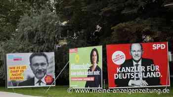 Bundestagswahl 2021: Kommt die Ampel-Koalition? – Nun äußern sich die Grünen und die FDP