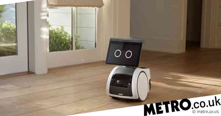 Amazon unveils security robot called Astro that will guard your house