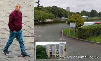 Man, 51, 'snatched two-year-old girl from her pram' in Hampshire park, court hears