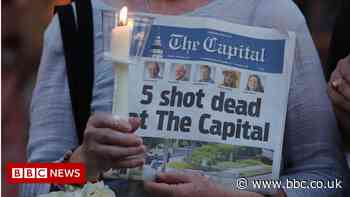 Capital Gazette shooting: 'No one could ever kill this paper'