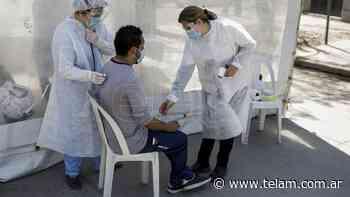 Murieron 84 personas y se registraron 1.825 nuevos contagios de coronavirus en el país - Télam