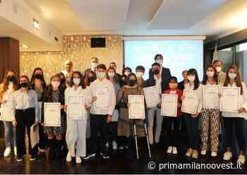 Premiati i giovani talenti del Giovanni da Legnano - Prima Milano Ovest