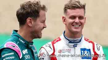 Vettel lobt zwei Eigenschaften von Mick und äußert einen besonderen Wunsch für den Rookie