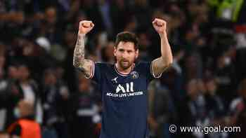 'A perfect night' - Messi believes PSG will get 'better and better' after scoring first goal for club