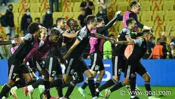 Sheriff take down Real Madrid in incredible Bernabeu upset