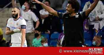 Champions League: Real Madrid blamiert sich mit David Alaba gegen Sheriff Tiraspol - Kleine Zeitung